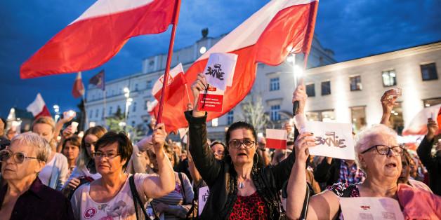Europa jubelt über das Veto des polnischen Präsidenten - doch es gibt keinen Grund zur Freude
