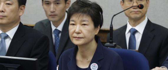 park geun hye court