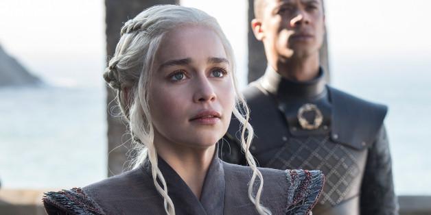 Daenerys Targaryen empfängt Jon Schnee