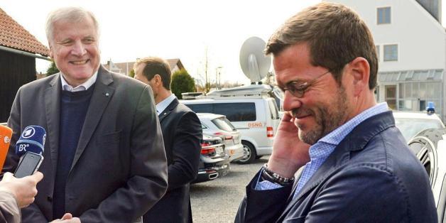 CSU-Chef Horst Seehofer hat Karl-Theodor zu Guttenberg ins Gespräch für den Bundeswahlkampf gebracht.
