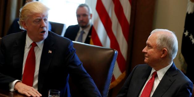 Zum Abschuss freigeben: Trump will seinen Justizminister aus dem Amt ekeln - doch der Plan ist gefährlich