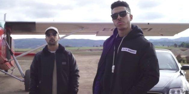Le rappeur marocain comptabilise déjà plus d'un million de vues