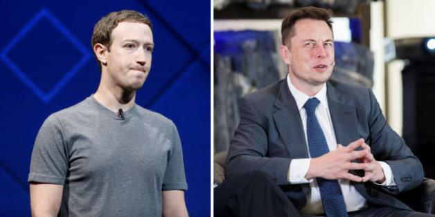 Clash entre Mark Zuckerberg et Elon Musk sur l'intelligence artificielle