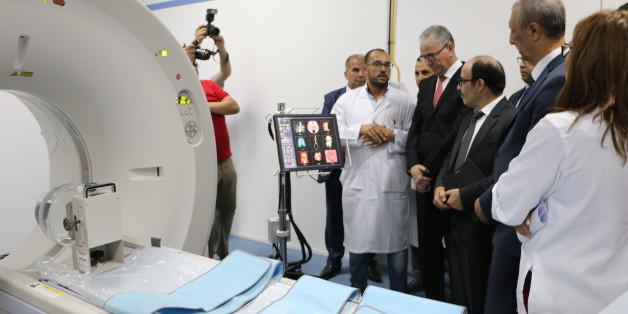 Le ministre de la Santé a assuré que les projets seront achevés dans les délais