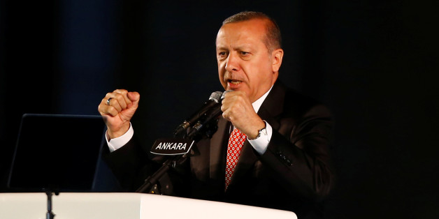 Erdogan bezichtigt Deutschland der Spionage