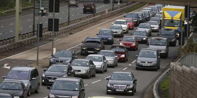 Großbritannien will Diesel- und Benzinautos bis 2040 verbieten