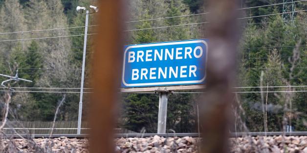 Haben tatsächlich in den vergangenen Tagen Hunderte Flüchtlinge den Brenner überquert?
