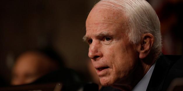 Der Autor der HuffPost vermisst das Format des früheren John McCain.