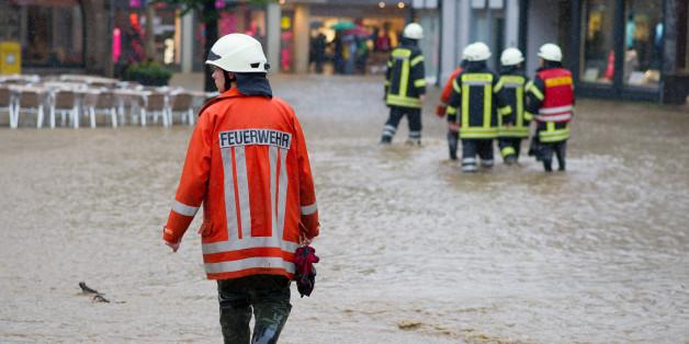 In Goslar übernimmt jetzt der Katatrophenschutz
