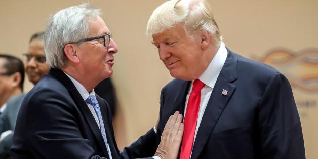 Die EU droht den USA wegen der neuen Russland-Sanktionen mit Vergeltungsmaßnahmen