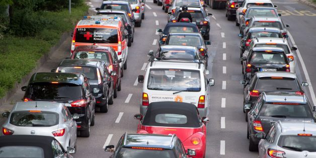 Deutsche Politiker haben sich für ein Dieselverbot ausgesprochen.