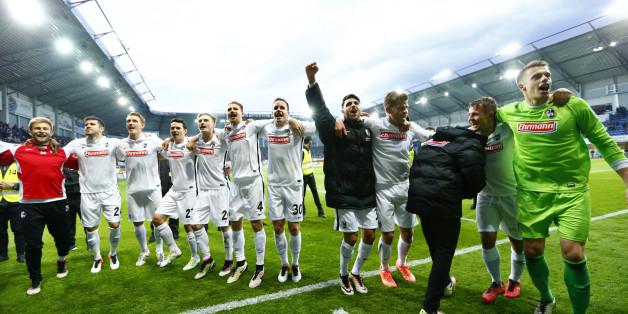 Der SC Freiburg spielt in der Europa-League-Qualifikation in Domžale