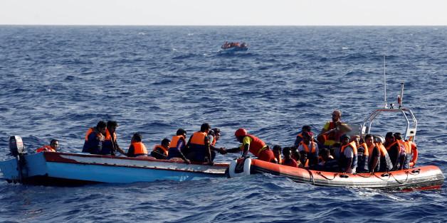 Italien will Flüchtlinge direkt vor Libyen an der Flucht nach Europa hindern