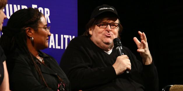 Michael Moore glaubt, einen Weg gefunden zu haben, um Donald Trump zu stürzen