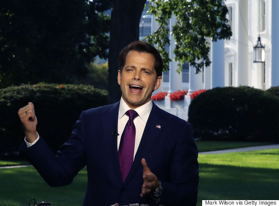 anthony scaramucci