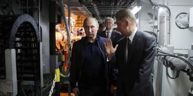 Im Zentrum des Sanktionsstreits: Russlands Präsident Wladimir Putin