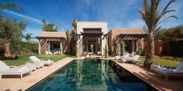 Vacances De Rêve: Voici 6 Hôtels Avec Villas Et Piscines Privatives Au Maroc