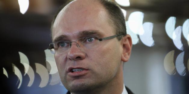 Irres Interview im Deutschlandfunk: Der slowakische Europaabgeordnete Richard Sulík wettert gegen die EU-Flüchtlingspolitik