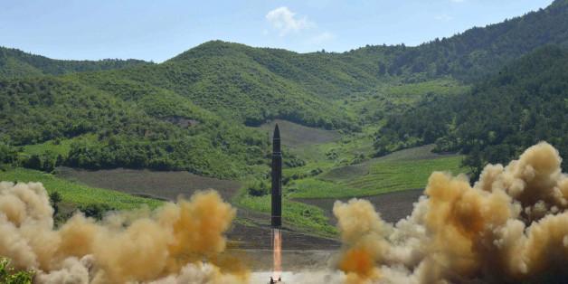 Nordkorea provoziert erneut mit Raketenabschuss - trotz massiver Warnungen