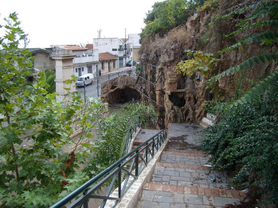 cave cervantes algiers