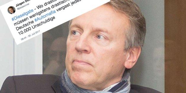 """""""Automafia vergast 10.000 Unschuldige"""": ARD-Journalist empört mit geschmacklosem Tweet"""
