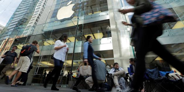 Das neue iPhone 8 erwarten Apple-Fans bereits mit großer Spannung