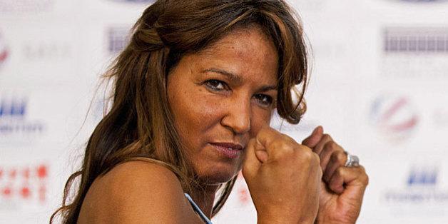Nadja Abd el Farrag gibt ihre Karriere noch nicht auf.