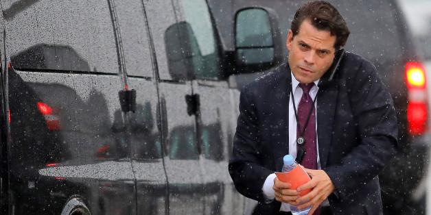 Anthony Scaramucci war nur zehn Tage im Amt