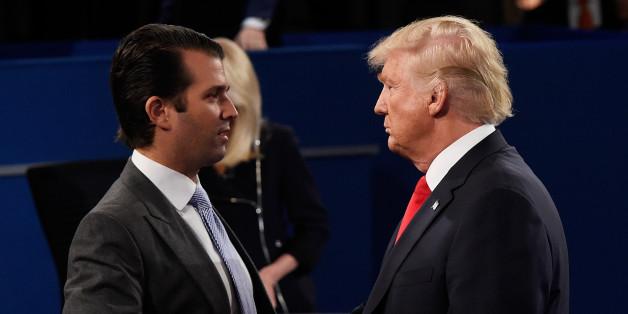 Nächste Enthüllung: Trump soll irreführende Angaben über das brisante Russland-Treffen seines Sohnes gemacht haben