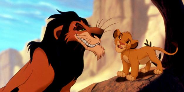 Vor Felsvorsprüngen sollten sich Disney-Bösewichte in Acht nehmen.