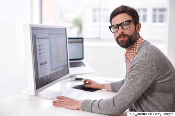 office work glasses hipster