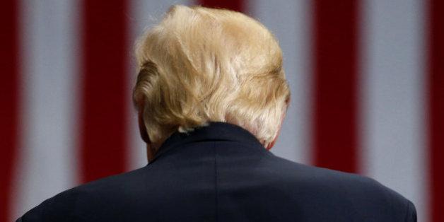 """Donald Trump assure que ce n'est pas le """"chaos"""" à la Maison Blanche. Vraiment?"""