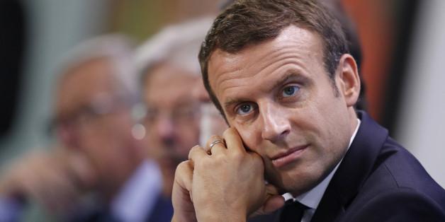 HuffPost-Exklusiv: Frankreichs Präsident Emmanuel Macron verliert massiv an Zustimmung