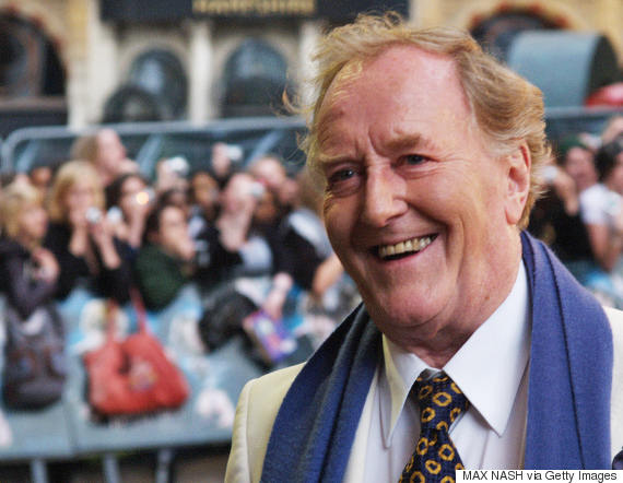 robert hardy harry potter