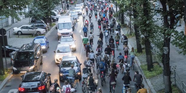 Verkehr in Deutschland (Symbolfoto)