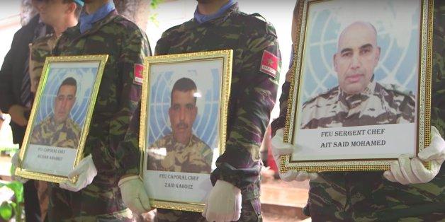 Les obsèques ont eu lieu à Ouarzazate, Errachidia et Sefrou