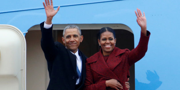 Quand Barack et Michelle Obama ne peuvent pas venir à votre mariage, ils vous envoient une lettre