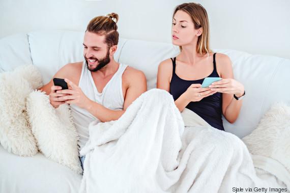 cheating phone
