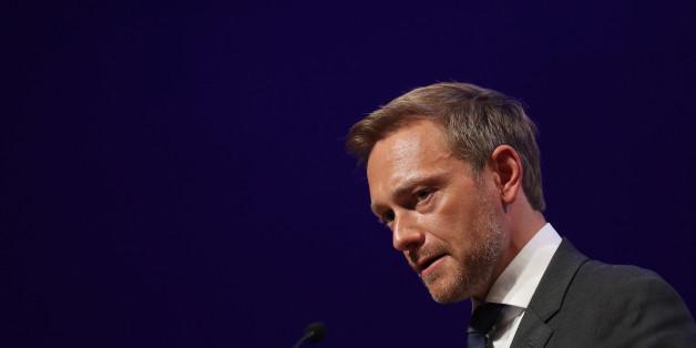 FDP-Chef Lindner bricht ein außenpolitisches Tabu - die Kritik ist verheerend