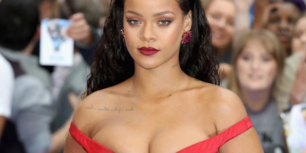 Für die Familie ihres Freundes ist Rihanna zu obszön