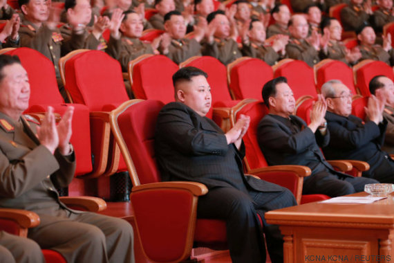 north corea kim jong un