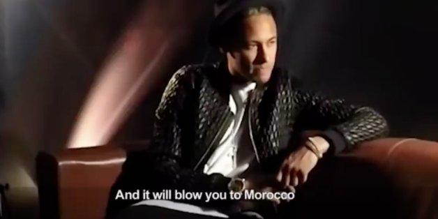 Neymar dans un arbre à chèvres au Maroc: le scénario complètement loufoque de l'AS Roma
