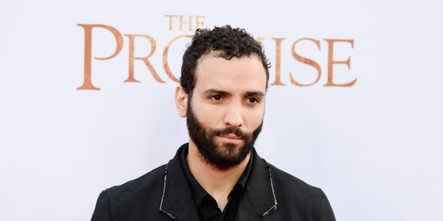 HOLLYWOOD, CA - APRIL 12:  Actor Marwan Kenzari arrives to the Los Angeles premiere of 'The Promise' at TCL Chinese Theatre on April 12, 2017 in Hollywood, California.  (Photo by Tara Ziemba/Getty Images)