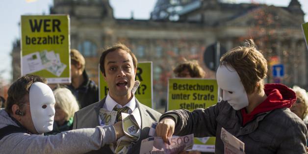 7 beunruhigende Fakten über Lobbyismus in Deutschland
