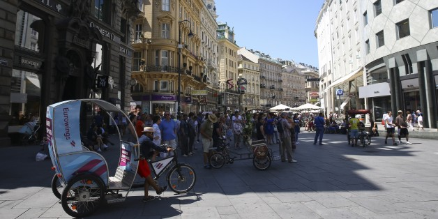 Innenstadt von Wien