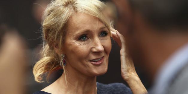 """Berater nennt Trump """"größten Politiker unserer Zeit"""" - J.K. Rowling stellt ihn mit einem Tweet bloß"""