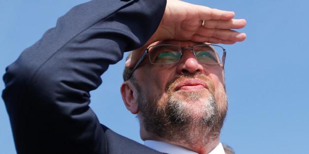 """""""Schulz merkelt"""": Wie das Verhalten des SPD-Kanzlerkandidaten in der Niedersachsen-Krise der Partei schadet"""