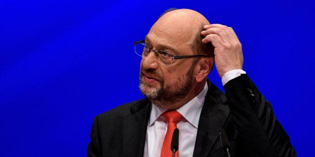 Wie weiter? Martin Schulz steckt im Umfragetief