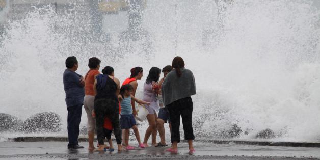 La tempête tropicale Franklin est devenue un ouragan