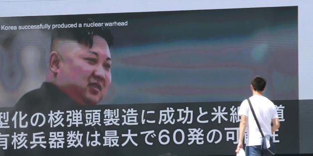"""""""Die Hölle über Nordkorea"""": Internationale Medien präsentieren auf ihren Titelblättern eine Welt vor der Apokalypse"""